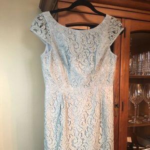 JCrew Dusty Shale Lace Bridesmaid dressNWT for sale